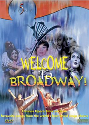 Welcome to Broadway Online DVD Rental