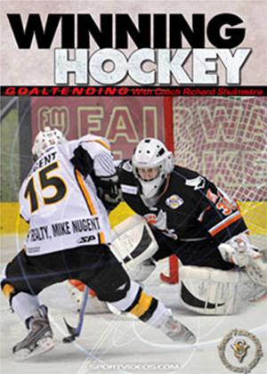 Winning Ice Hockey: Goaltending Online DVD Rental