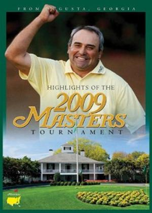 Rent 2009 Masters Tournament Online DVD Rental