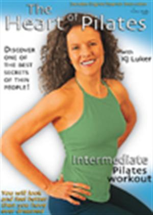 Rent The Heart of Pilates: Pilates Intermediate Level Online DVD Rental