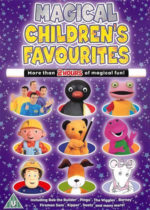 Rent Magical Children's Favourites Online DVD Rental
