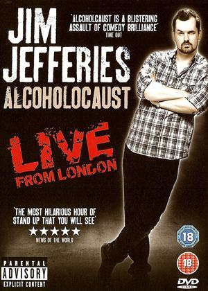 Rent Jim Jefferies: Alcoholocaust Online DVD Rental