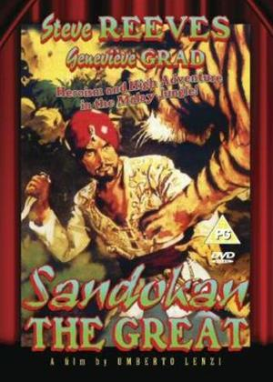 Rent Sandokan the Great (aka Sandokan, La Tigre Di Mompracem) Online DVD Rental