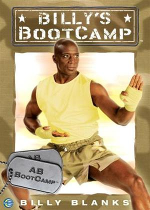 Billy's Bootcamp: AB Bootcamp Online DVD Rental