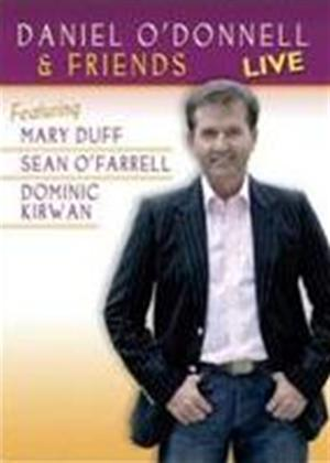Rent Daniel O'Donnell and Friends Live Online DVD Rental