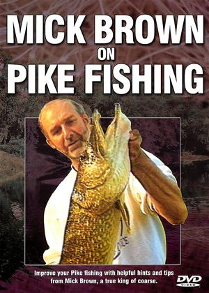 Rent Mick Brown on Pike Fishing Online DVD Rental