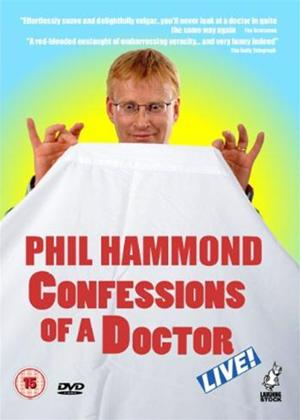 Phil Hammond: Confessions of a Doctor Online DVD Rental