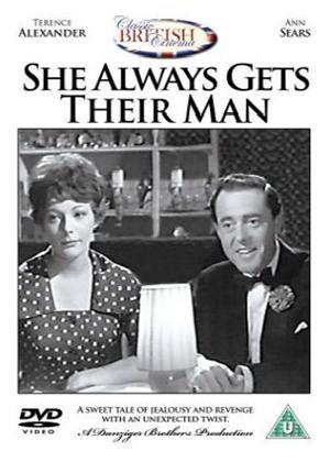 Rent She Always Gets Her Man Online DVD Rental