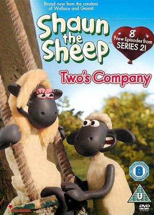 Shaun the Sheep: Two's Company Online DVD Rental