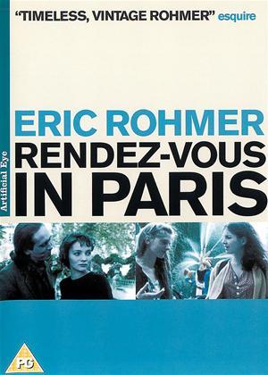 Rendez-vous in Paris Online DVD Rental