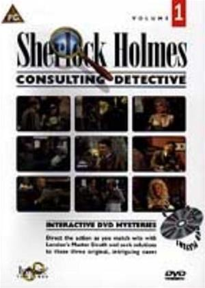 Rent Sherlock Holmes: Consulting Detective Online DVD Rental