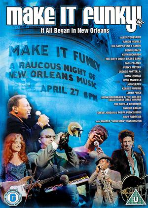 Make It Funky! Online DVD Rental