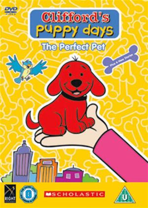 Rent Clifford's Puppy Days Online DVD Rental