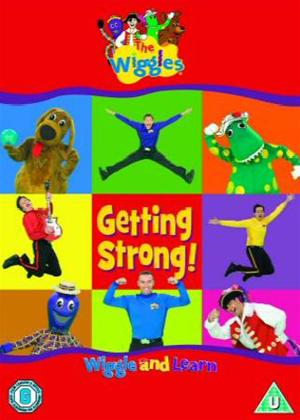 Rent The Wiggles: Getting Strong Online DVD Rental