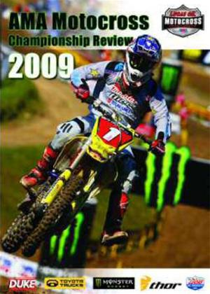 Rent AMA Motocross Championship Review 2009 Online DVD Rental
