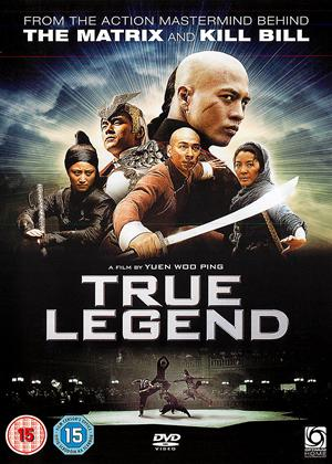 True Legend Online DVD Rental
