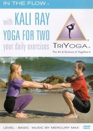 In the Flow with Kali Ray: Yoga for Two Online DVD Rental