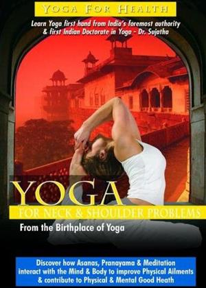 Yoga for Neck and Shoulder Problems Online DVD Rental