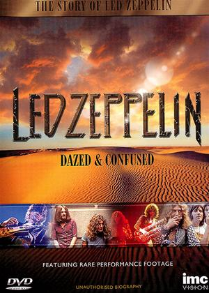 Led Zeppelin: Dazed and Confused Online DVD Rental