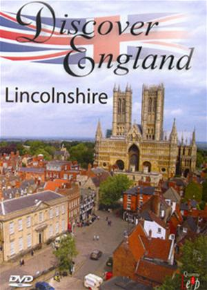 Rent Discover England: Lincolnshire Online DVD Rental