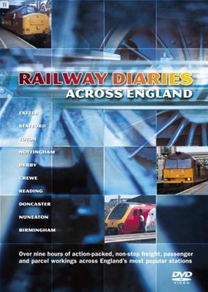 Rent Railway Diaries: Across England Online DVD Rental