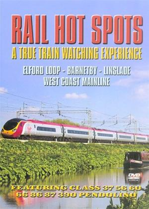 Rail Hot Spots Online DVD Rental
