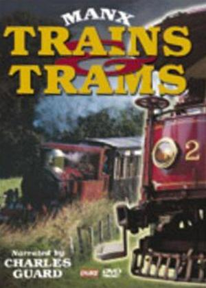 Rent Manx Trains and Trams Online DVD Rental