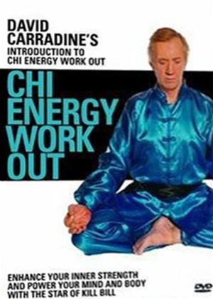 David Carradine: An Introduction for Be to Chi Energy Work Out Online DVD Rental