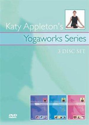 Rent Katy Appleton's Yogaworks Online DVD Rental