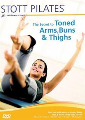 Stott Pilates: The Secret to Toned Arms, Buns and Thighs Online DVD Rental
