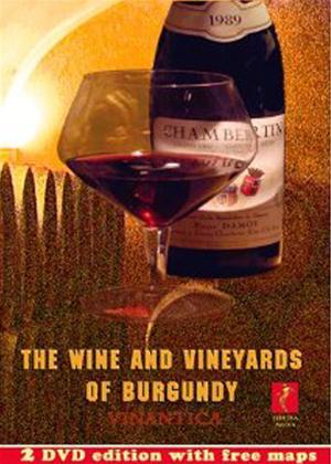 The Wine and Vineyards of Burgundy Online DVD Rental
