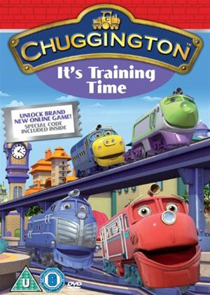 Rent Chuggington: It's Training Time Online DVD Rental