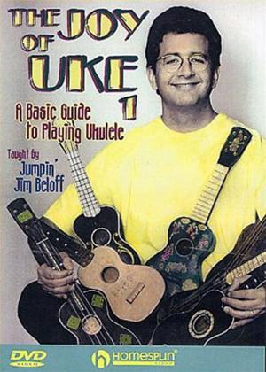 Rent The Joy of Uke: A Basic Guide to Playing Ukulele Online DVD Rental