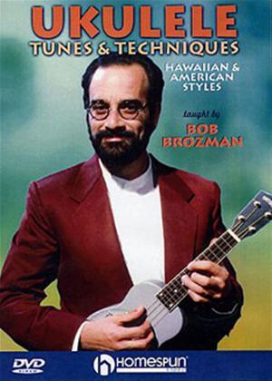 Rent Bob Brozman: Ukulele Tunes and Techniques Online DVD Rental