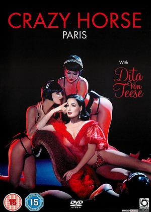 Dita Von Teese at Crazy Horse Online DVD Rental