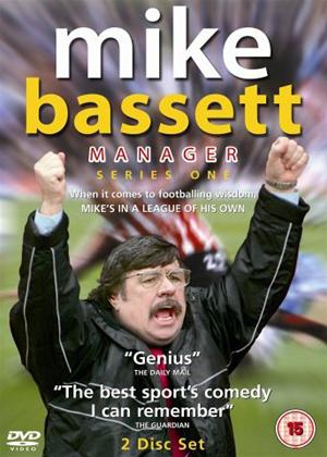 Rent Mike Bassett Manager: Series 1 Online DVD Rental