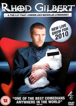 Rent Rhod Gilbert: The Cat That Looked Liked Nicholas Lyndhurst Online DVD Rental