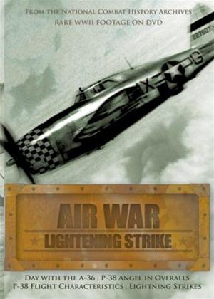 Air War: Lightening Strikes Online DVD Rental
