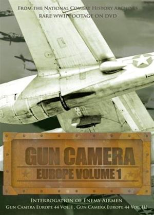 Gun Camera Europe: Vol.1 Online DVD Rental