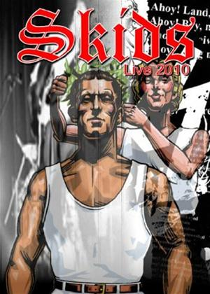 Skids: Live 2010 Online DVD Rental