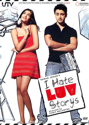 I Hate Luv Storys Online DVD Rental