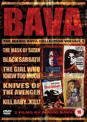 The Mario Bava Collection: Vol.1 Online DVD Rental