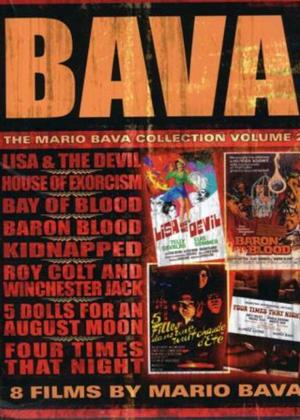 The Mario Bava Collection: Vol.2 Online DVD Rental