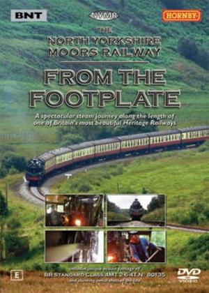 Rent The North Yorkshire Moors Railway from the Footplate Online DVD Rental