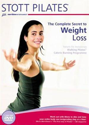 Stott Pilates: The Secret of Weight Loss: Vol.1 and 2 Online DVD Rental