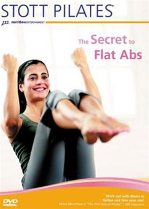 Stott Pilates: The Secret to Flat Abs Online DVD Rental