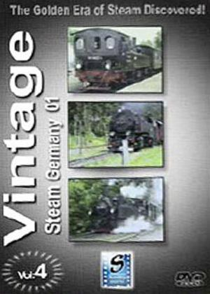 Vintage Steam: Vol.4 Online DVD Rental