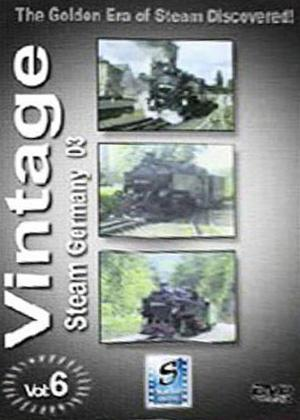 Vintage Steam: Vol.6 Online DVD Rental