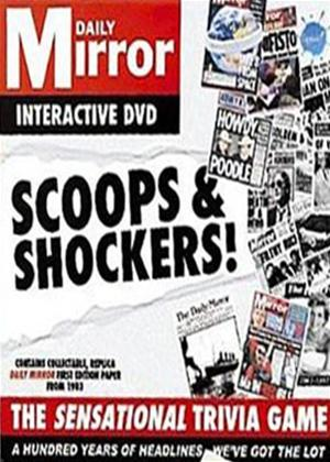 Rent Daily Mirror Scoops and Shockers Online DVD Rental
