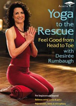 Rent Yoga to the Rescue Online DVD Rental